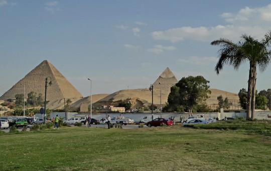 Аренда авто в Египте: как оформить прокат машины, важное о ПДД - изображение №1