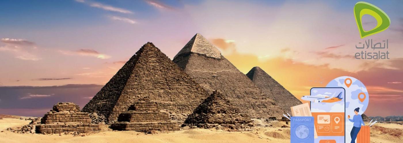 Интернет и мобильная связь в Египте