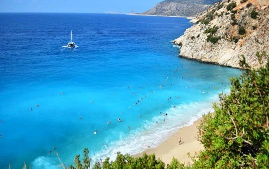 Лучшие пляжи Турции - изображение №1