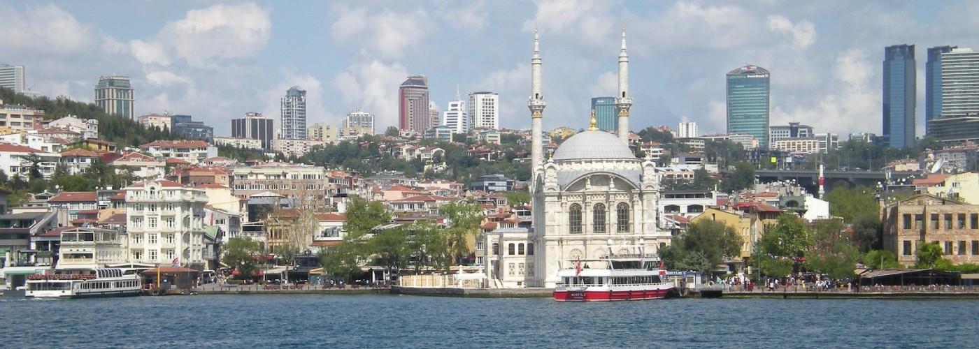 Мечеть Ортакёй, Стамбул