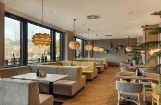 Кафе и рестораны Блед, Словения