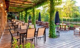 Кафе и рестораны Блед, Словения - изображение №2
