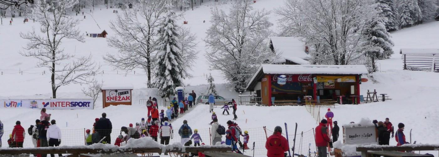 Погода в Краньска Гора: когда лучше приезжать лыжникам и  сноубордистам