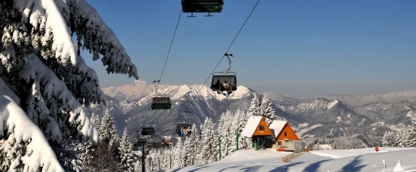 Краньска Гора: лыжные трассы, фрирайд, подъемники