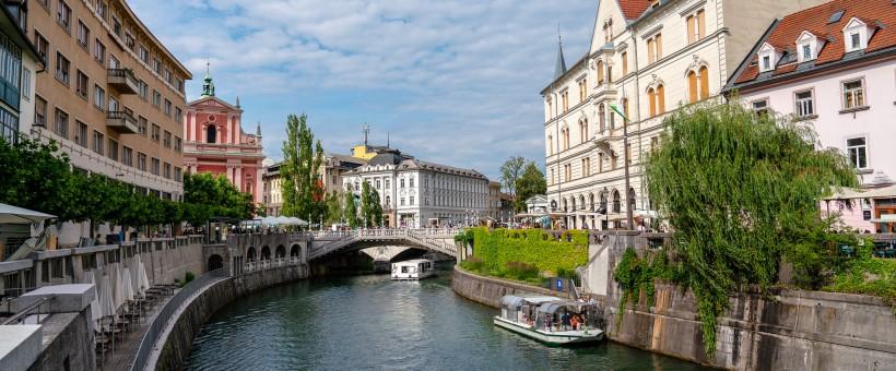 Любляна: климат — когда лучше посетить Любляну