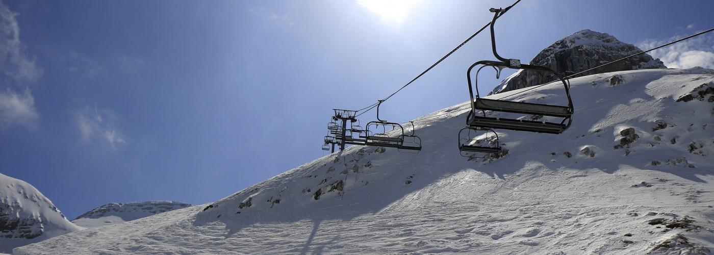 Бовец: лыжные трассы, фрирайд, подъемники