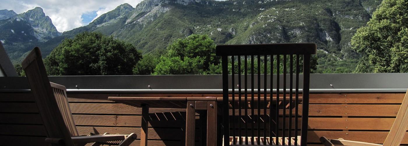 Проживание в Бовец: отели, где остановиться