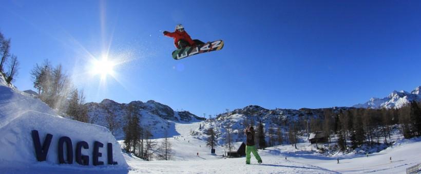 Бохинь: лыжные трассы, фрирайд, подъемники