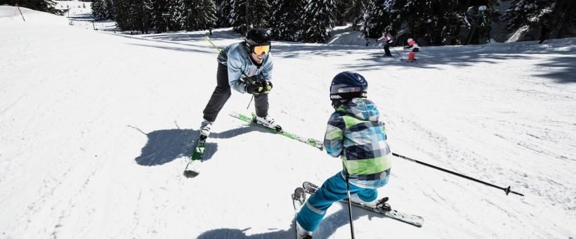 Бохинь: обучение катанию на лыжах и сноуборде