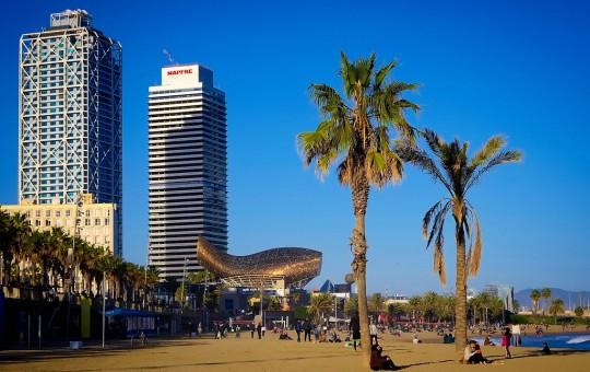 Пляжи Барселоны - изображение №1