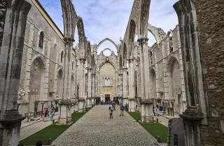Кармелитский монастырь, Лиссабон