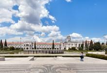 Монастырь Жеронимуш в Лиссабоне