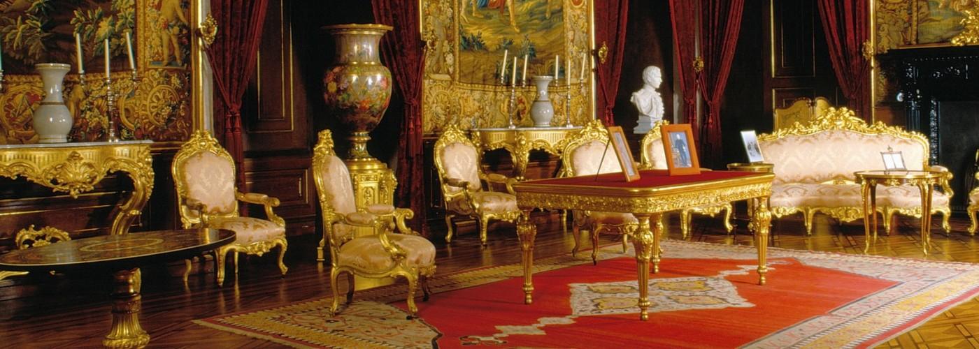 Королевский дворец Ажуда, Лиссабон