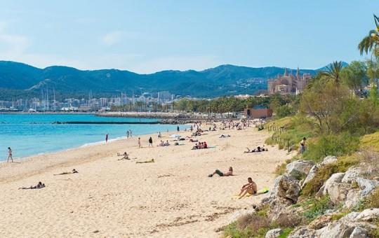 Пляжи острова Майорка - изображение №1