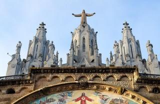Храм Святого Сердца в Барселоне