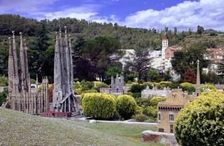 Парк Каталония в миниатюре