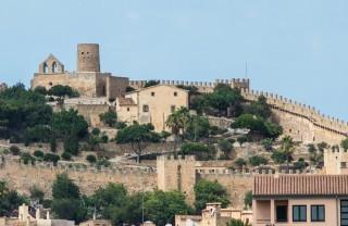 Замок-крепость Капдепера, Майорка