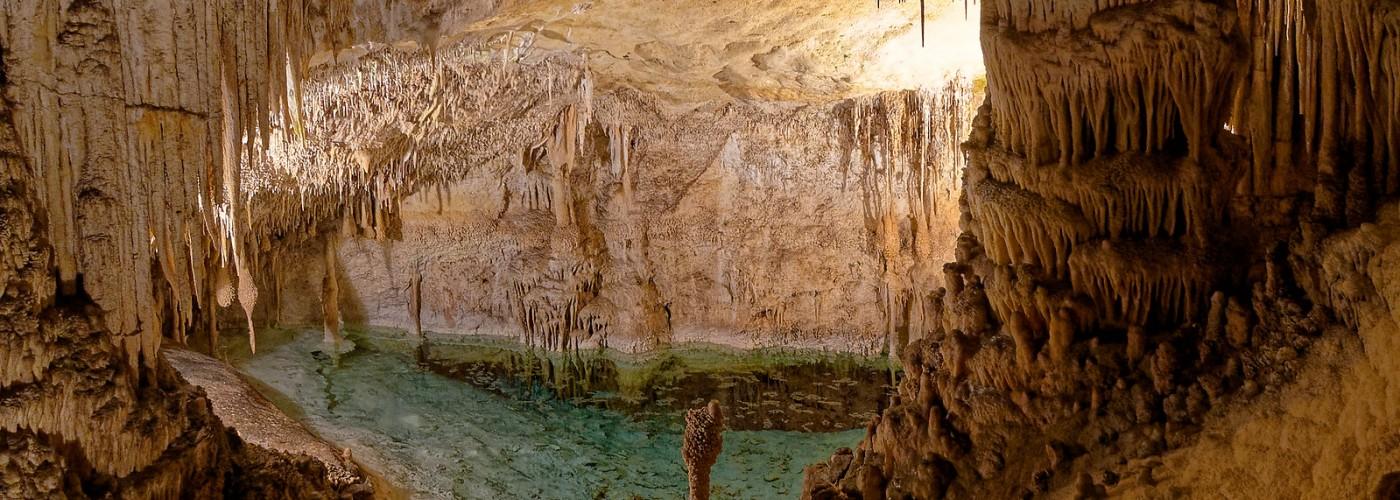Драконьи пещеры, Майорка