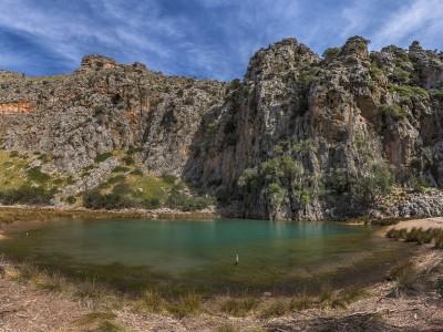 Каньон Торрент де Парейс, пляжи и походы от Са-Калобра, Майорка