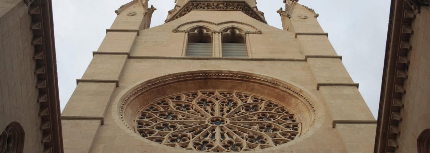 Церковь Святой Евлалии и смотровая площадка, Майорка