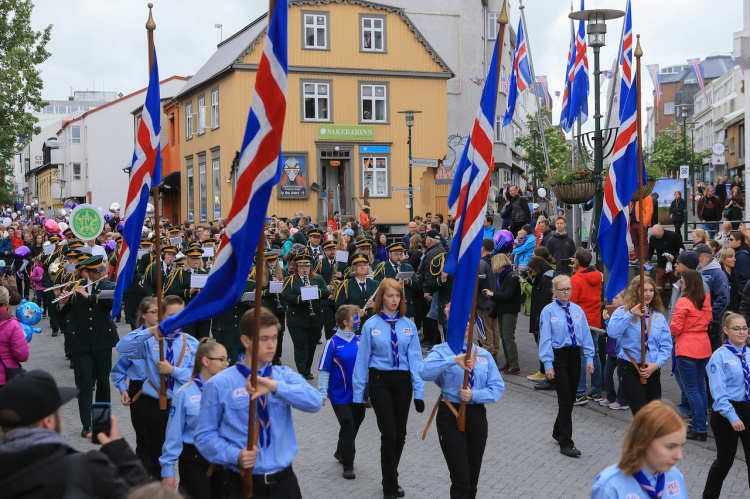 Праздники в Исландии