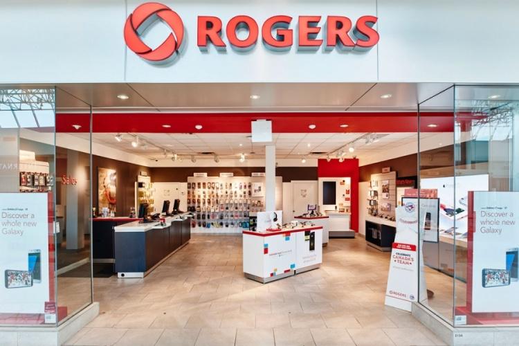 Точки продажи сим-карт оператора Rogers в Канаде