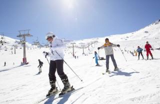 Ски-пассы в Сьерра-Неваде