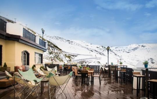 Отели и рестораны в Сьерра Неваде - изображение №1