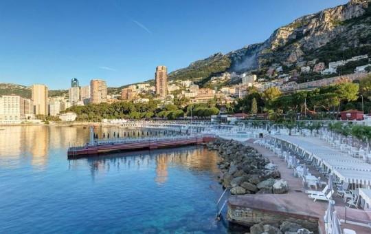Пляжи Монако - изображение №1
