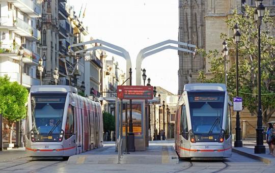 Транспорт в Севилье — на чем перемещаться по городу - изображение №1