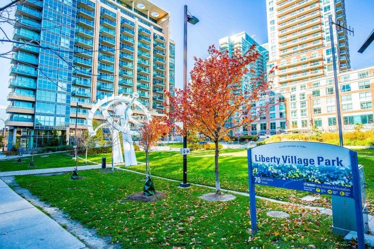Liberty Village в Торонто
