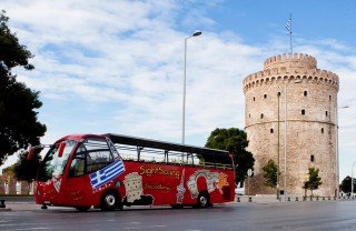 Транспорт в Салониках: автобусы, такси, паромы, прокат велосипедов