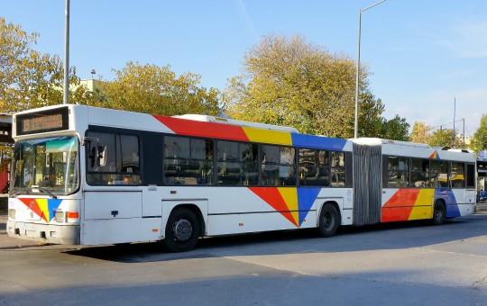 Транспорт в Салониках: автобусы, такси, паромы, прокат велосипедов - изображение №1