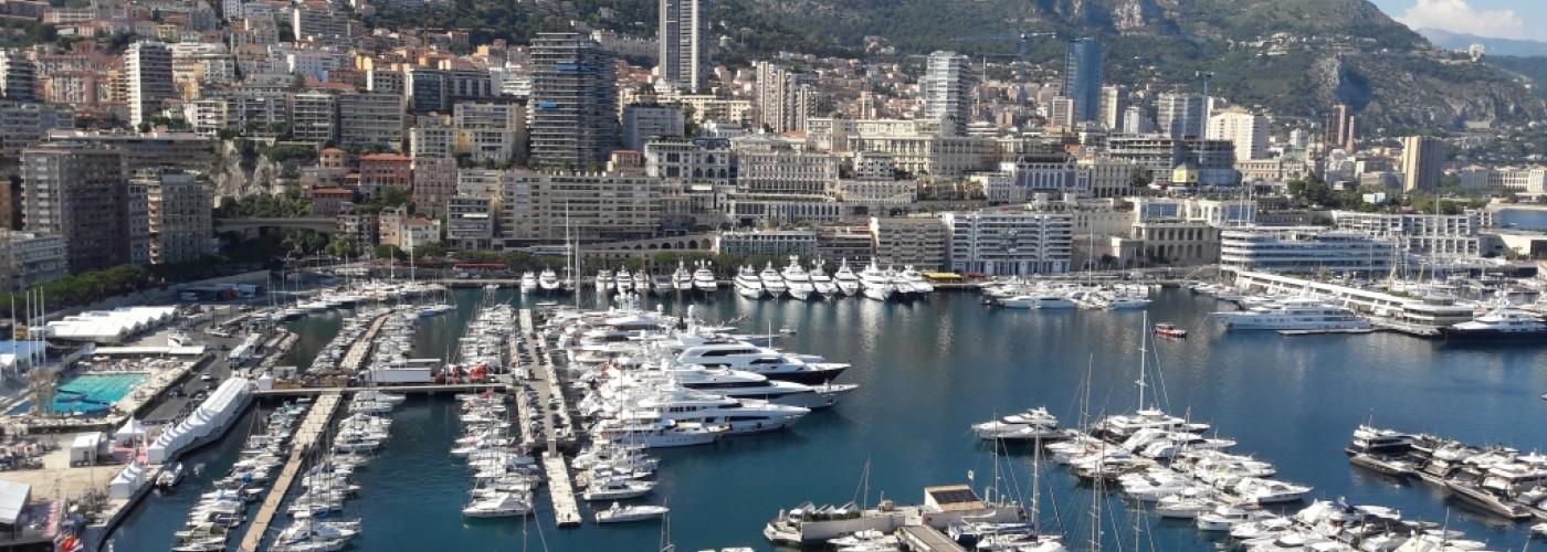 Порт Бэй д'Эркюль, Монако