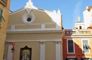 Часовня Милосердия Божьего, Монако