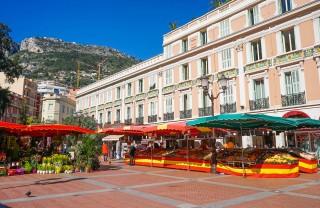 Рынок Ла-Кондамин, Монако