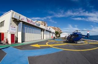 Вертодром Монако