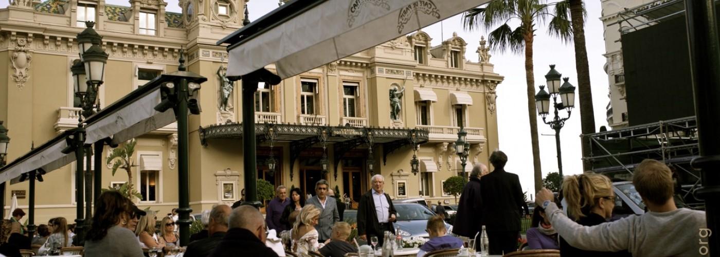 Кафе де Пари, Монако