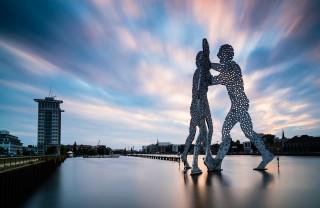 Молекулярный человек в Берлине