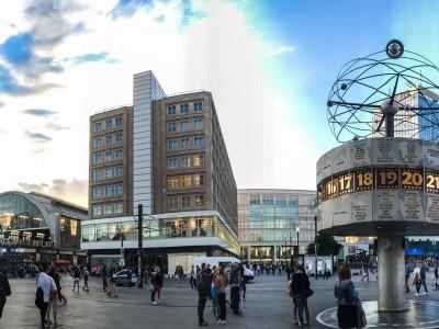 Александерплац — центральная площадь Берлина