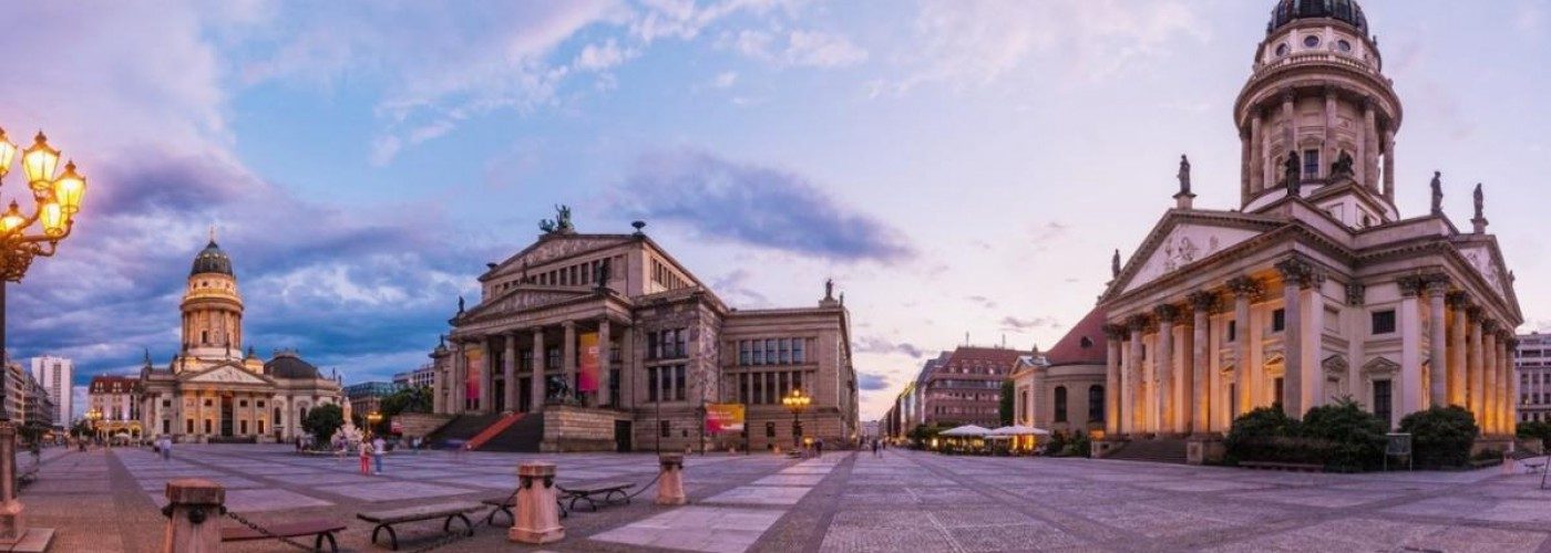 Жандарменмаркт в Берлине