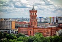 Красная Ратуша в Берлине