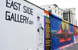 Истсайдская галерея в Берлине