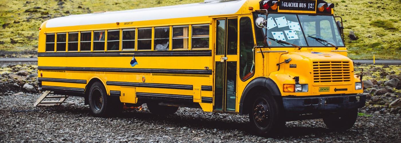 Общественный транспорт Исландии: междугородные автобусы, местные авиалинии, внутреннее и международное паромное сообщение