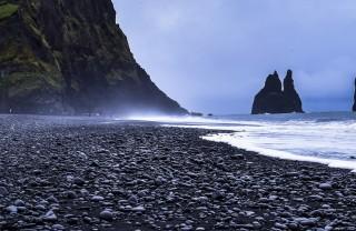 Пляж Рейнисфьяра