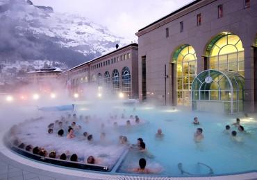 Топ 10 оздоровительных курортов Европы