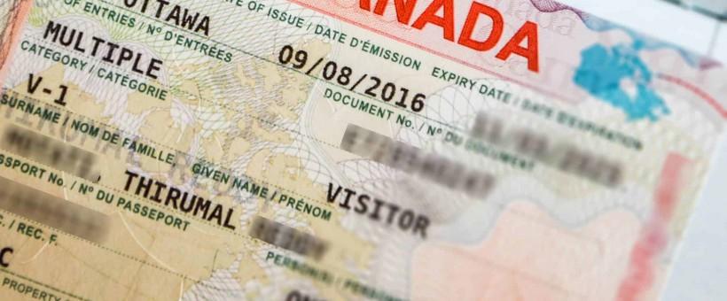 Как получить визу в Канаду. Путешествие из Украины и России