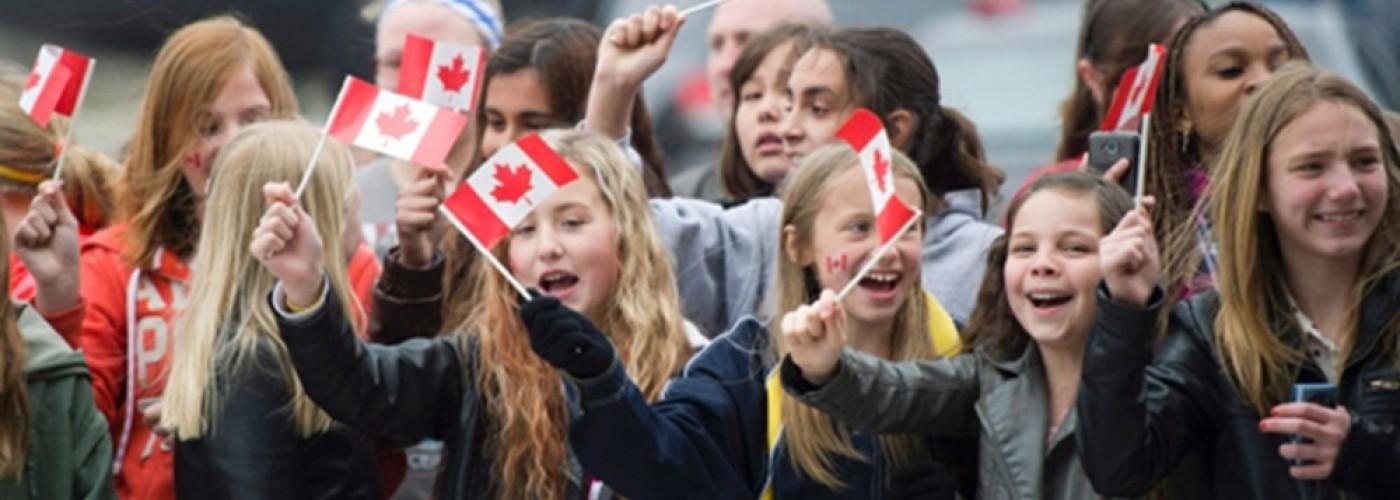 Канада: отдых с детьми