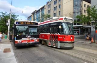 Транспорт в Торонто