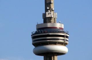 Телебашня CN, Торонто